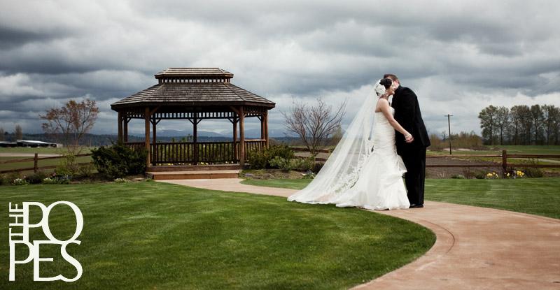 Katlyne Erik Were Married Out At Hidden Meadows