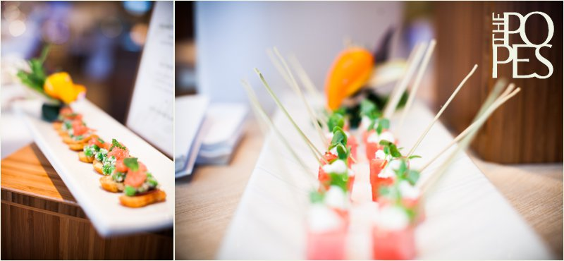 Appetizers by Lisa Dupar Catering at Weddings in Woodinville